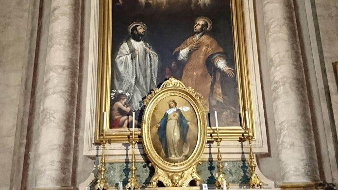 Ignatius von Loyola und Franz Xaver - Bild: Cathwalk