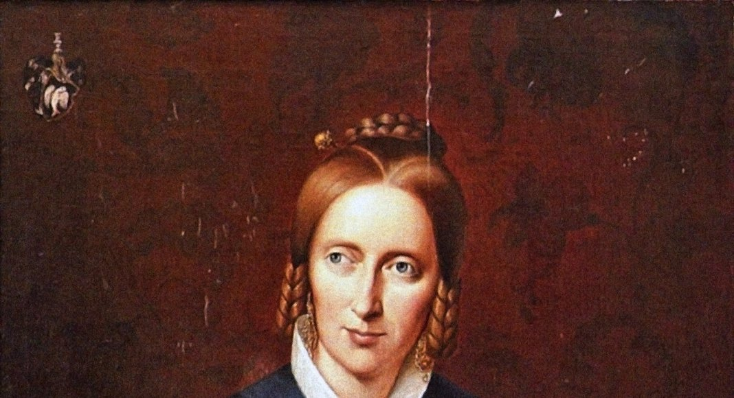 Annette von Droste-Hülshoff - Bild: Johann Joseph Sprick (German, 1808-1842) [Public domain]