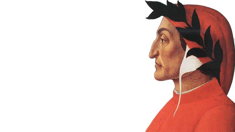Porträt des Dante Alighieri, Sandro Botticelli, um 1495 |Public domain