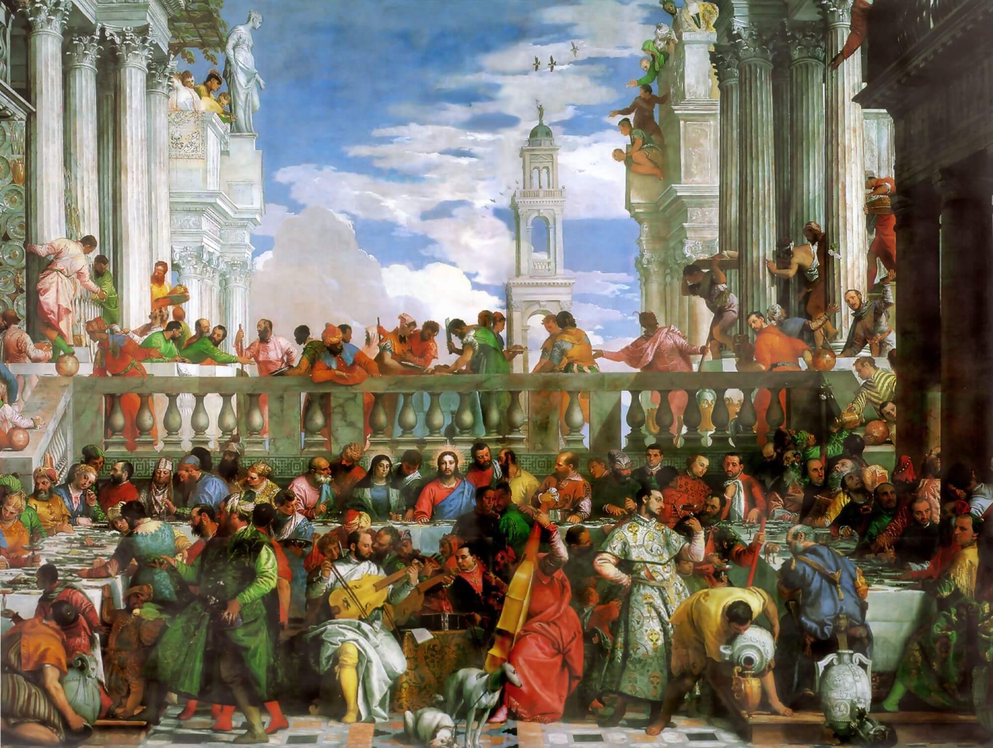 Veronese_Hochzeit_zu_Kana