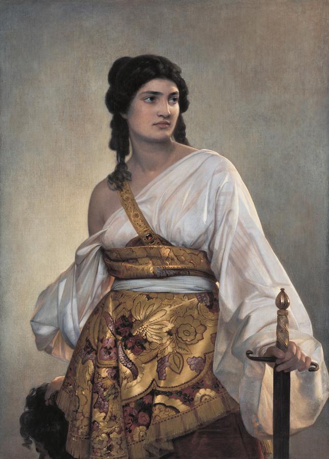 Judith- Bild: August Riedel [Public domain]