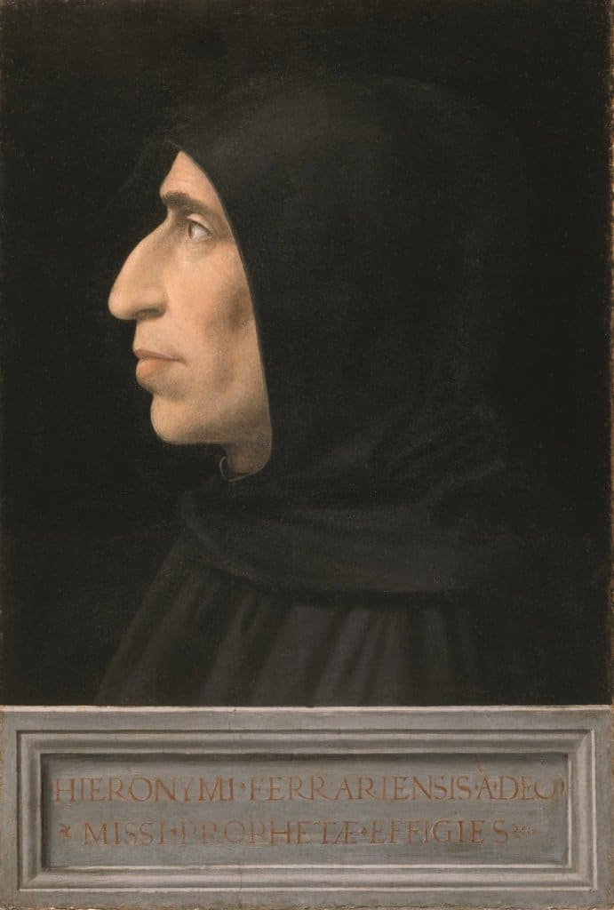 Girolamo.Savonarola Bild : Fra Bartolomeo [Public domain]