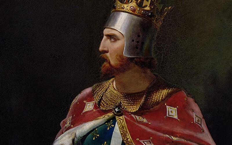 Richard Löwenherz von Merry-Joseph Blondel, Public domain, via Wikimedia Commons (https://upload.wikimedia.org/wikipedia/commons/4/43/Richard_coeur_de_lion.jpg)