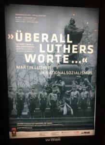 Schnappschuss Plakat: Überall Luthers Worte – Martin Luther im Nationalsozialismus