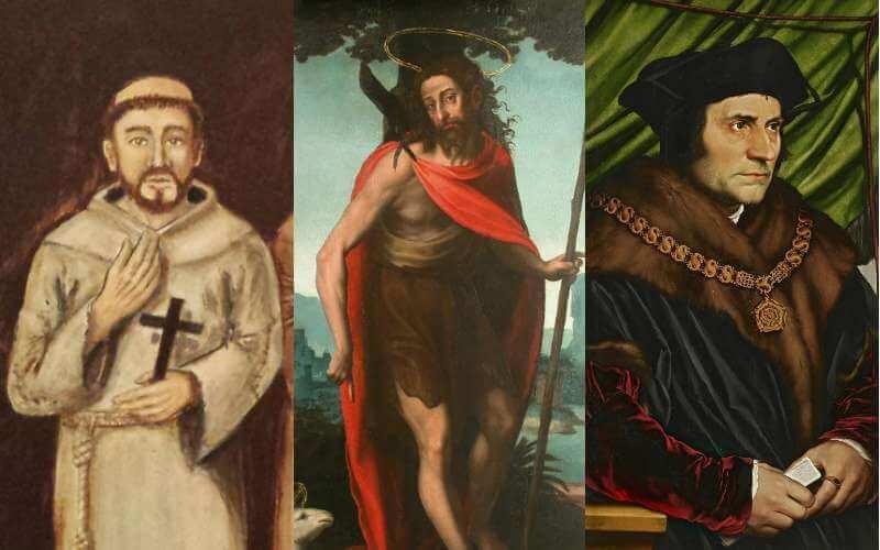 Diese Männer starben für die Wahrheit, die uns Jesus auch heute lehrt:
