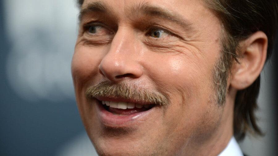 Der Hollywood-Schauspieler Brad Pitt sprach in einem Interview auch über seine christliche Erziehung Foto: DoD News Features | CC BY 2.0