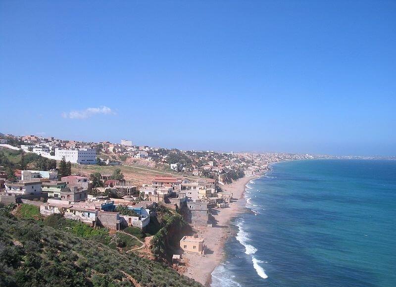 Die Stadt Oran - Bild: Imad007 in der Wikipedia auf Englisch [CC BY 3.0 (https://creativecommons.org/licenses/by/3.0)], via Wikimedia Commons
