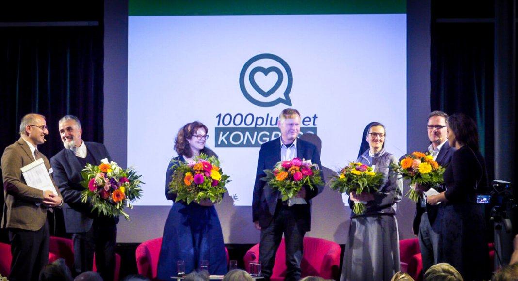 Das Podiumsgespräch Foto: 1000plus