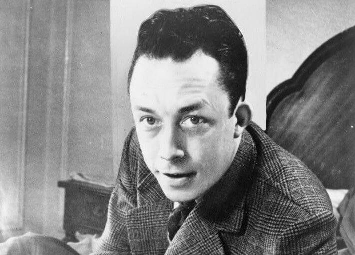 Albert Camus - Bild: Photograph by United Press International [Public domain], via Wikimedia Commons