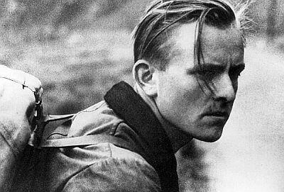 Der Widerstandskämpfer Willi Graf, Mitglied der Weißen Rose. (Foto: Wikipedia, gemeinfrei)