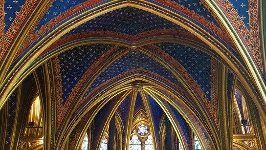 Bild: Sainte-Chapelle / The Cathwalk