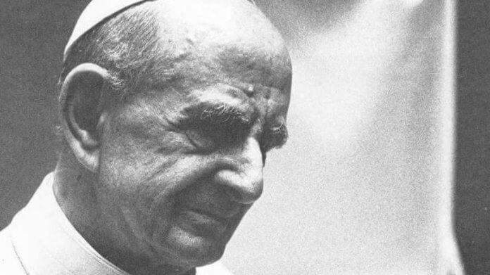 Papst Paul VI. Foto: Wikimedia Commons (3.0)