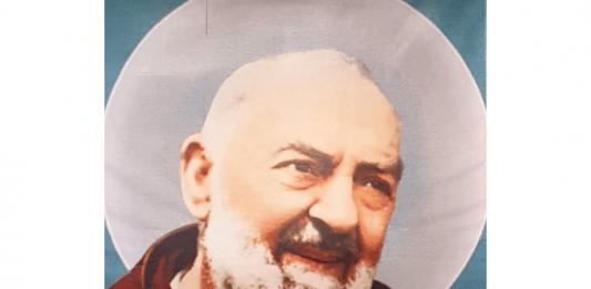 Pater Pio (Basilika Pius X., Lourdes)