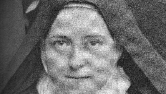 Thérèse von Lisieux – Celine Martin (Sor Genoveva de la Santa Faz) [CC0], via Wikimedia Commons