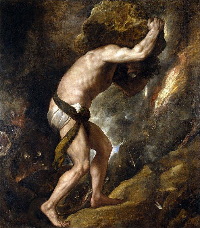 Titian [Public domain]