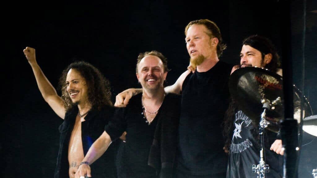 Metallica - Bild: Kreepin Deth [CC BY 3.0 (https://creativecommons.org/licenses/by/3.0)], from Wikimedia Commons