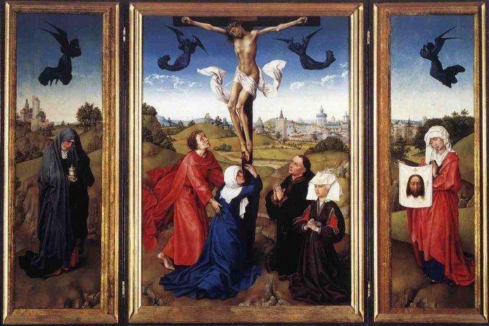 Rogier van der Weyden [Public domain]