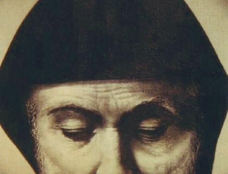 Der hl. Charbel Makhlouf [Public domain]
