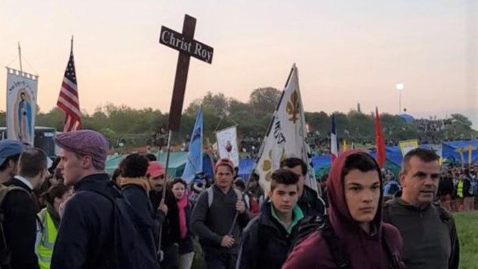 Die Chartres-Wallfahrt: WAllfahrt für dem Wiederaufbau Europas