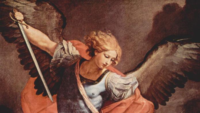 Erzengel Michael. Bild: Guido Reni [Public domain]
