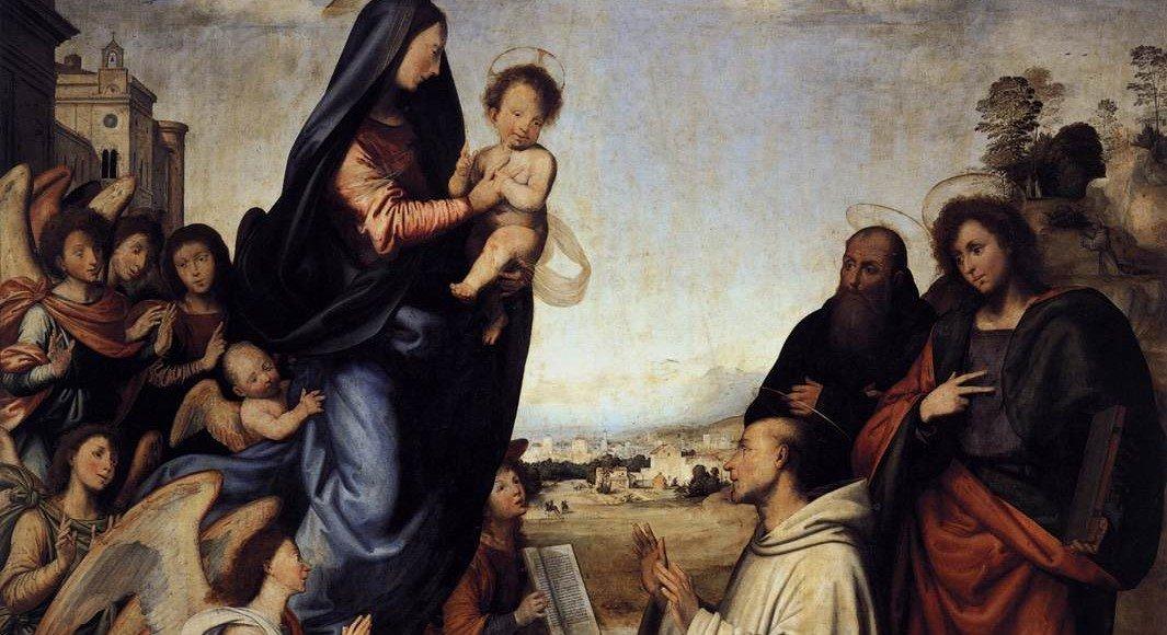Bild: Fra Bartolomeo [Public domain]