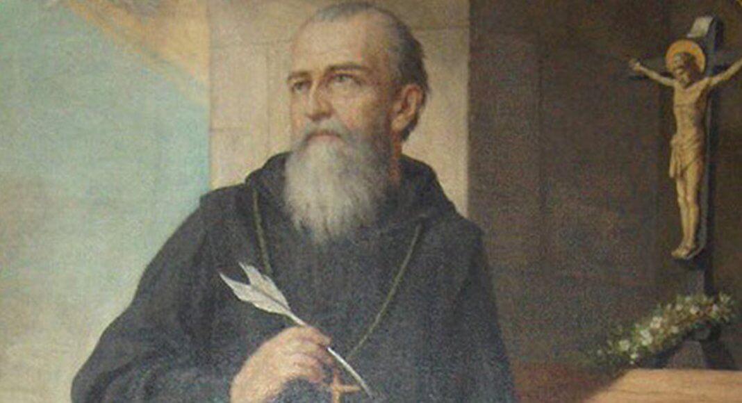 Bild: Benedikt von Nursia (Auschnitt) | Georges Jansoone [Public domain]