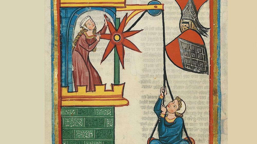 Bild: Master of the Codex Manesse (Foundation Painter) [Public domain]