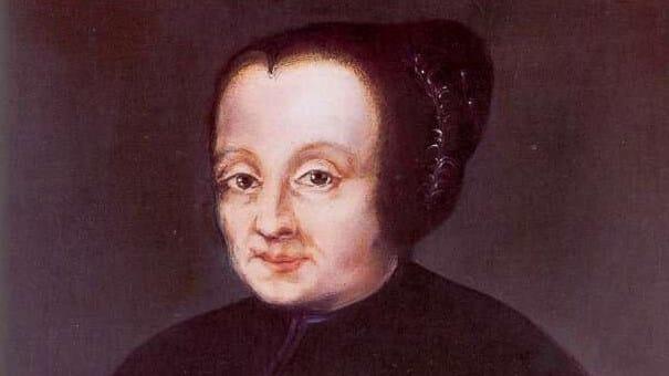 Maria Anna Lindmayr (public domain)