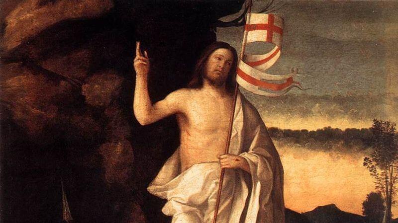 Die Auferstehung von Marco Basaiti / Public domain