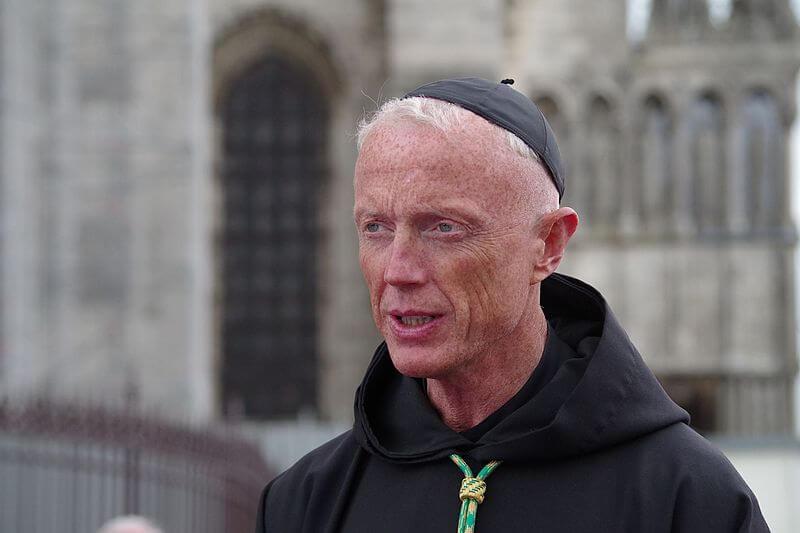 Dom Louis-Marie de Geyer d'Orth, Abt der Abtei von Barroux | Foto: Olivier LPB / Wikimedia Commons / CC-BY-SA 4.0