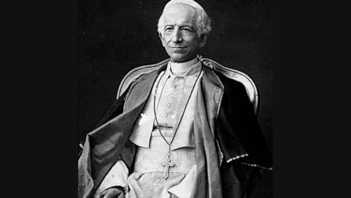 Papst Leo XIII.