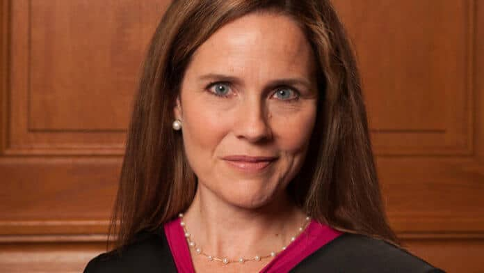 Amy Coney Barrett |Rachel Malehorn / CC BY (https://creativecommons.org/licenses/by/3.0)
