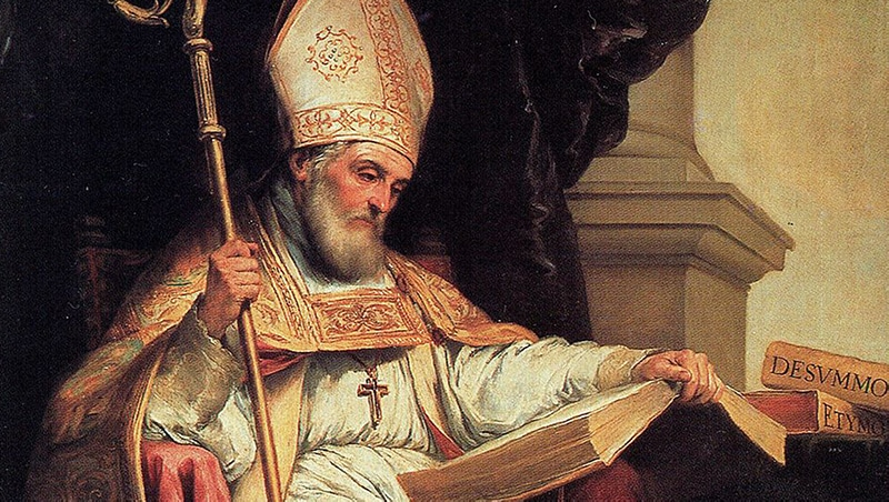 Isidor von Sevilla (560-636), der letzte Kirchenvater des Westens |Bartolomé Esteban Murillo, Public domain, via Wikimedia Commons