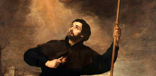 San Francesco Saverio in un dipinto di Bartolomé Esteban Murillo | Bartolomé Esteban Murillo, Public domain, via Wikimedia Commons