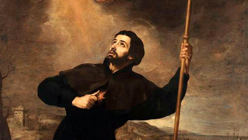 San Francesco Saverio in un dipinto di Bartolomé Esteban Murillo | Bartolomé Esteban Murillo, Public domain, via Wikimedia Commons