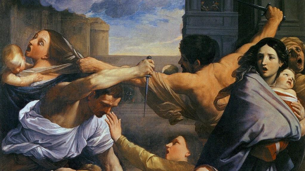 Guido Reni (Pinacoteca Nazionale di Bologna) Guido Reni, Public domain, via Wikimedia Commons