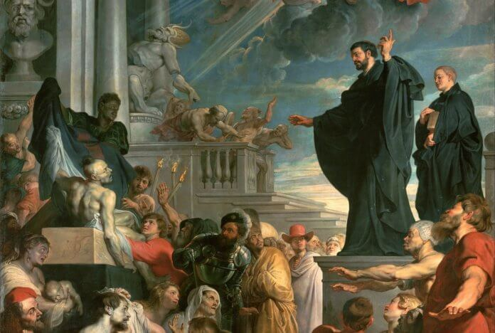 Peter Paul Rubens - Die Wunder von Franz Xaver, Public domain, via Wikimedia Commons