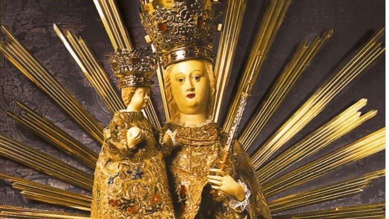 Gnadenmutter der Bruderschaft des Heiligsten und Unbefleckten Herzens Mariä zur Bekehrung der Sünder