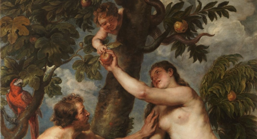 The Fall of Man by Peter Paul Rubens, 1628-29, Public domain, via Wikimedia Commons