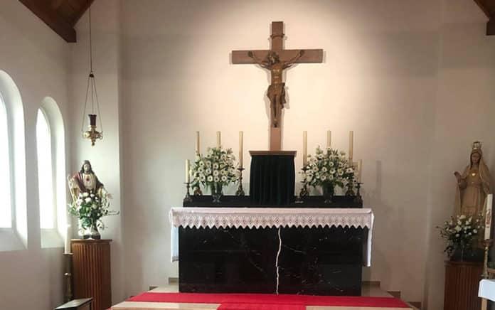 Kapelle St. Theresia von Avila | Foto: Mervie Vernal