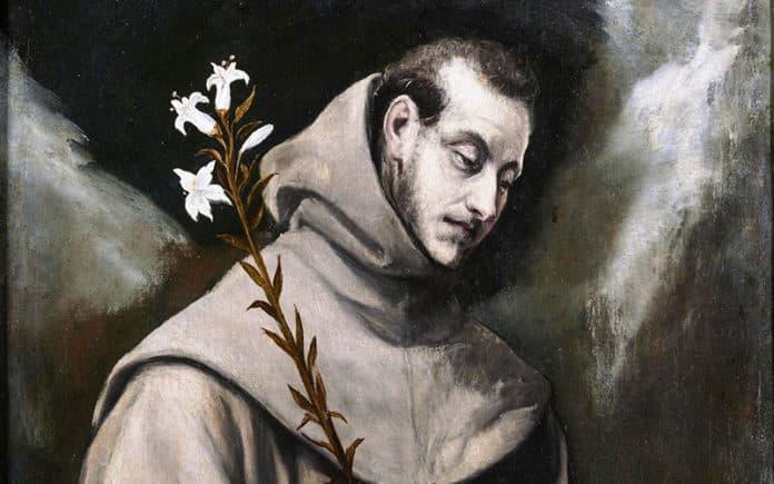 Antonius von Padua | El Greco, Public domain, via Wikimedia Commons