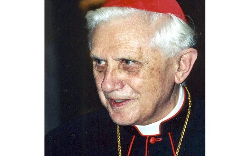 Josef Kardinal Ratzinger (2001) | Foto: Manfredo Ferrari, CC BY-SA 4.0 , via Wikimedia Commons