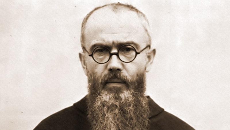 Maximilian Kolbe (1936)   Foto: Unknown authorUnknown author, Public domain, via Wikimedia Commons