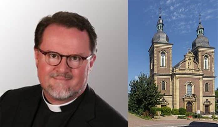 Pfarrer Dr. Guido Rodheudt und die Kirche Mariä Himmelfahrt in Herzogenrath (Bistum Aachen)